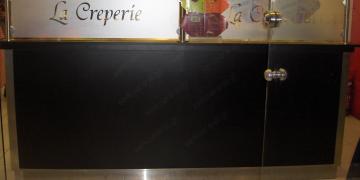 Εξοπλισμός κρεπερί & Εξοπλισμός καταστήματος κρέπας