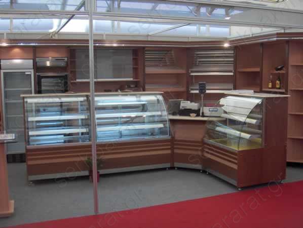 Έκθεση Αρτόζα 2007 τμήμα Αρτοποιείου