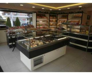 Πακέτο εξοπλισμού αρτοποιείου στην Παλλήνη Αττικής