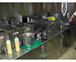 Κουζίνα εστιατορίου