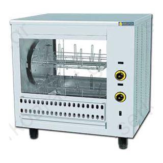 Κοτοπουλιέρα ηλεκτρική με καλαθάκια για 16 κοτόπουλα Τ16
