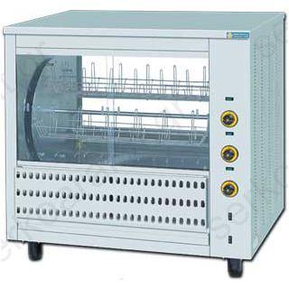 Κοτοπουλιέρα ηλεκτρική επιτραπέζια με καλάθια Τ36