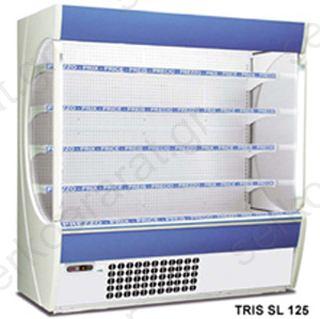 Ψυγείο Self service γαλακτοκομικών (αυτοεξυπηρέτησης) TRIS SL125
