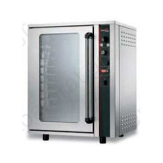 Φούρνος ηλεκτρικός 10 θέσεων 60Χ40 και ψεκασμό υγραντήρα BISTROT 1064
