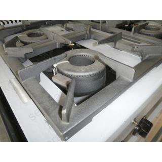 Επαγγελματική κουζίνα αερίου 204 STV