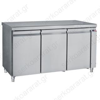Ψυγείο πάγκος 170Χ70Χ85 μόνο κάσα