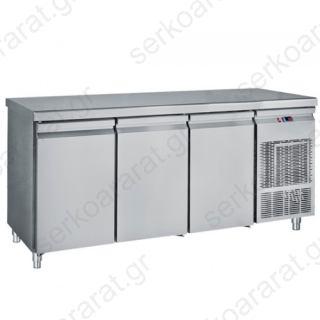 Ψυγείο πάγκος 216Χ70Χ85
