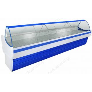Ψυγείο βιτρίνα 152Χ109Χ117 αλλαντικών - τυροκομικών ΠΟΣΕΙΔΩΝ