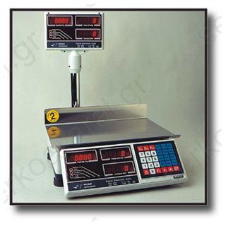 Ζυγαριά ηλεκτρονική DS302D12