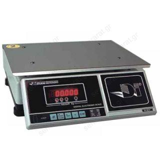 Ζυγαριά ηλεκτρονική DSW302D