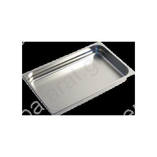 Λεκάνη Gastronorm G/N 1/1 (Βάθος 6,5 cm)