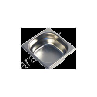 Λεκάνη Gastronorm G/N 1/6 (Βάθος 6,5 cm)