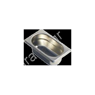 Λεκάνη Gastronorm G/N 1/9 (Βάθος 6,5 cm)