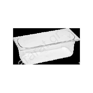 Λεκάνη Gastronorm G/N πολυκαρμπονική 1/3 (Βάθος 6,5 cm)