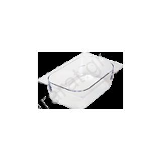 Λεκάνη Gastronorm G/N πολυκαρμπονική 1/4 (Βάθος 10 cm)