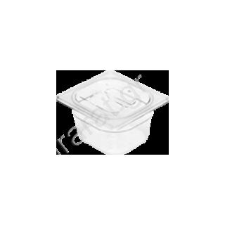 Λεκάνη Gastronorm G/N πολυκαρμπονική 1/6 (Βάθος 6,5 cm)