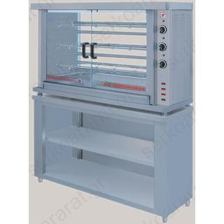 Κοτοπουλιέρα ηλεκτρική ΗΚ3S