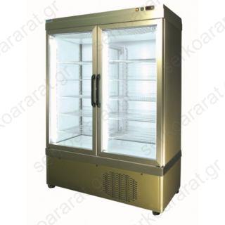 Ψυγείο βιτρίνα ζαχαροπλαστικής (συντήρηση/κατάψυξη) 7100NFN
