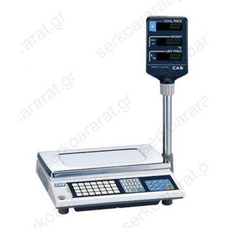 Ζυγαριά ηλεκτρονική CAS AP - 6M