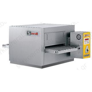 Φούρνος τούνελ αερίου πίτσας 06/40V GAS