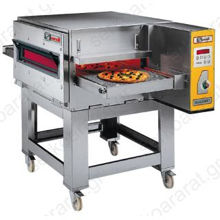 Φούρνος τούνελ αερίου πίτσας 08/50V PW GAS