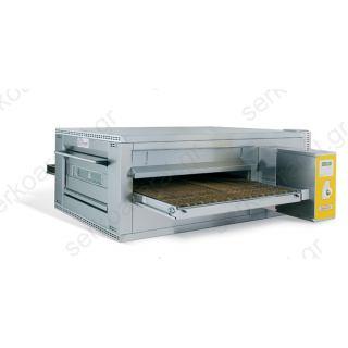 Φούρνος τούνελ αερίου πίτσας 12/100V GAS