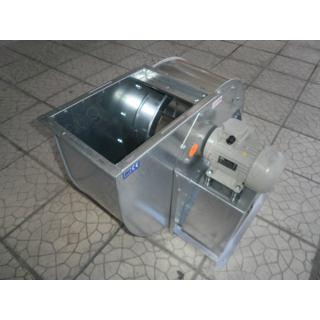 Απορροφητήρας 2HP/380V φυγοκεντρικός μονής αναρρόφησης