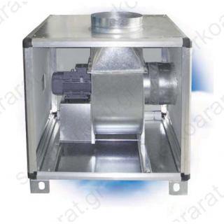 Απορροφητήρας 1,5HP/220V φυγοκεντρικός μονής αναρρόφησης μονωμένος