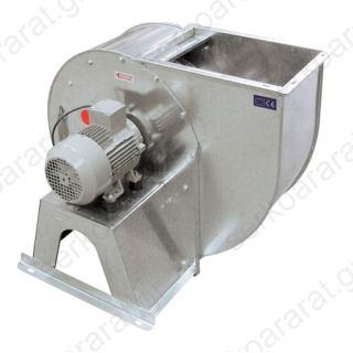 Απορροφητήρας 4HP/380V φυγοκεντρικός μονής αναρρόφησης