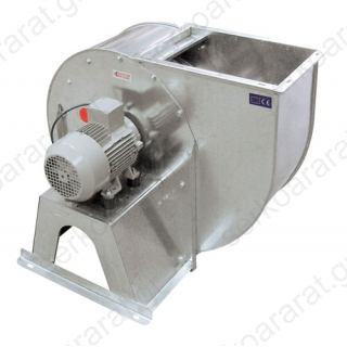 Απορροφητήρας 2HP/220V φυγοκεντρικός μονής αναρρόφησης