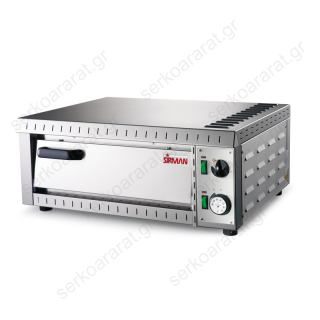 Φούρνος ηλεκτρικός μονός πίτσας STROBOLI