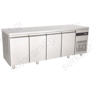 Ψυγείο πάγκος συντήρηση με 4 πόρτες PNR9999