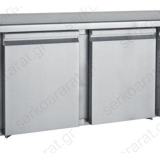 Ψυγείο πάγκος 155Χ60Χ85