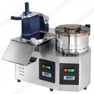 Πολτοποιητής cutter COMBINATA INOX
