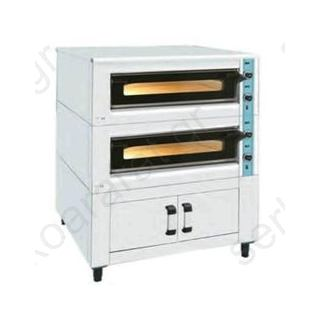 Φούρνος Κ120 με 2 ορόφους & θερμοθάλαμο