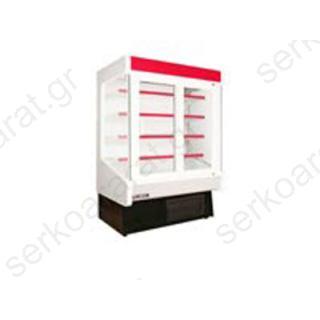 Ψυγείο Self Service ΛΕΩΝ 128Χ87Χ200