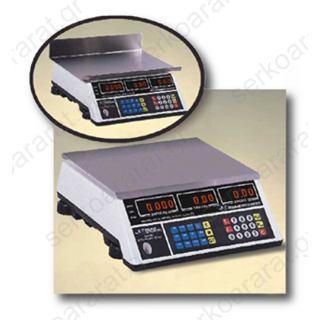 Ζυγαριά ηλεκτρονική DS200D