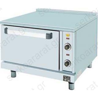 Φούρνος ηλεκτρικός για 4 GN 1/1 FE