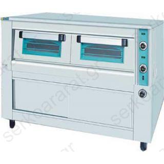 Φούρνος ηλεκτρικός Κ.150 με θερμοθάλαμο