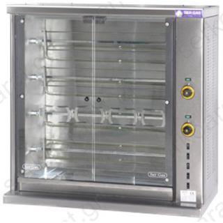 Κοτοπουλιέρα ηλεκτρική επιτραπέζια με 4 σούβλες SE4