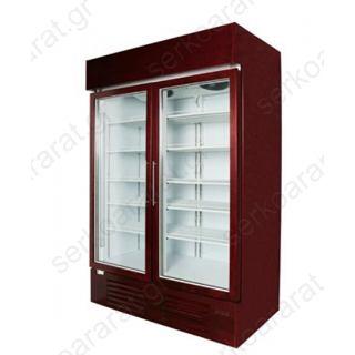 Ψυγείο βιτρίνα όρθια μονή συντήρησης