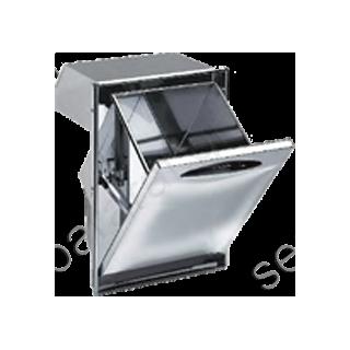 Αμπάρι κλειστό με αποσπώμενο κάδο 44,5Χ60,3