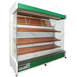 Ψυγείο Self Service 250Χ92Χ202 ΤΕΜΠΟ 200