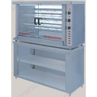 Κοτοπουλιέρα ηλεκτρική ΗΚ5S