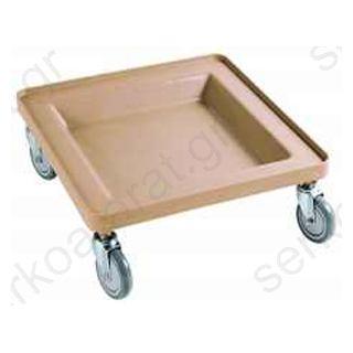 Τρόλει μεταφοράς καλαθιών χωρίς λαβή MOD:4202