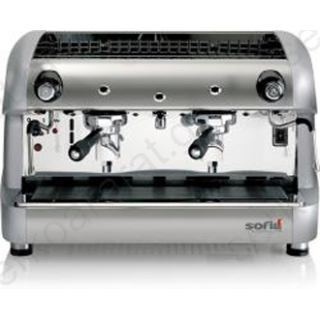 Καφεμηχανή Espresso 2 Group (ημιαυτόματη) SOFIA