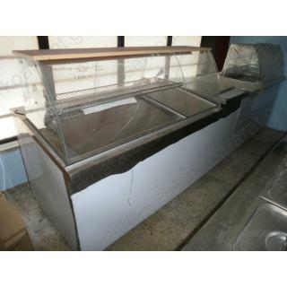Σετ αναψυκτηρίου (ψυγείο τόστ & τυροπιτιέρα) Καινούργιο/Stock