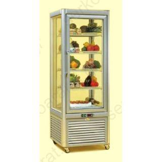 Ψυγείο βιτρίνα συντήρηση ζαχαροπλαστικής PRISMA 400TNV