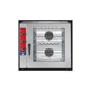 Κυκλοθερμικός φούρνος ρεύματος μαγειρικής για 7 GN1/1 με υγραντήρα REC71 (M)
