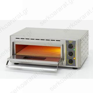 Φούρνος πίτσας με πυρότουβλο PZ 430S